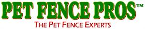 Pet Fence Pros Logo